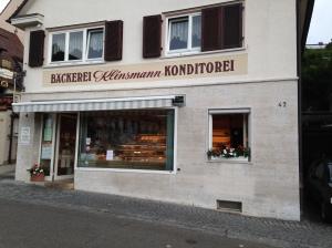 Klinsmann Bakery